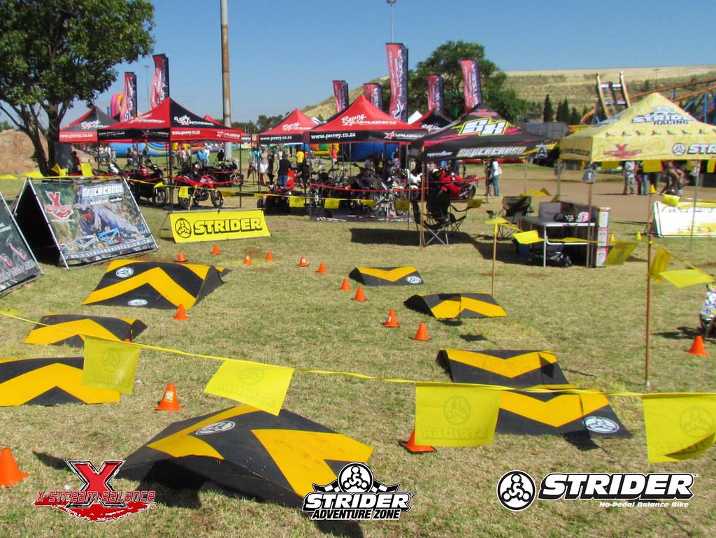 Strider Adventure Zone The Rand Show 2013 X Stream Balance