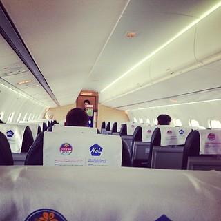 Empty plane. Great! | by d0ndy