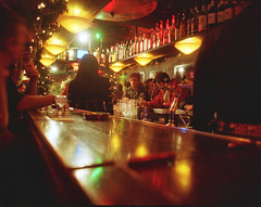 Amsterdam De Wallen Red Light District Thai Bar July 1995 011