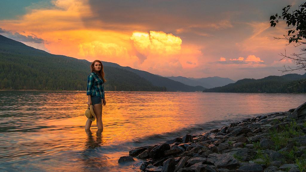 Swan Lake, MT - Natural Light | Samsung NX1000 20mm (kit len