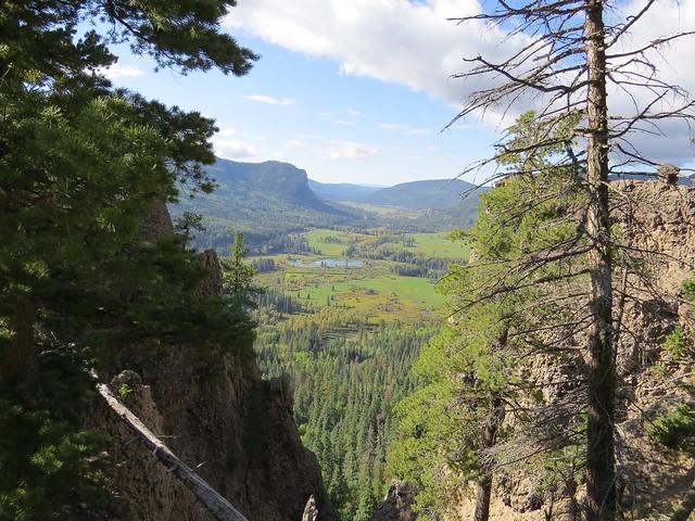 At Wolf Creek Pass