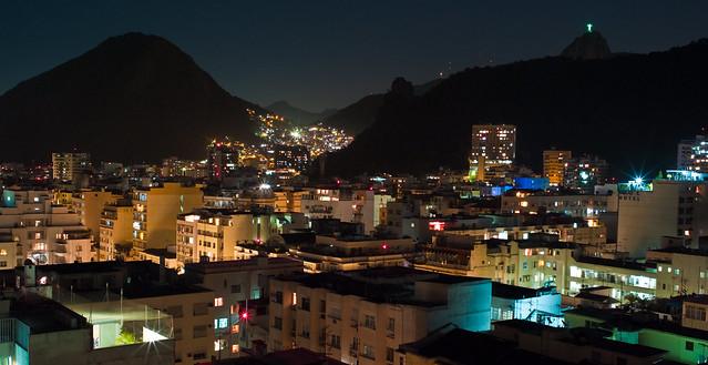 The Lights Of Copacabana
