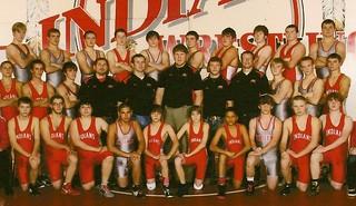 Forest City Indians Wrestling Team Donation | by Dr. Joel Schlessinger
