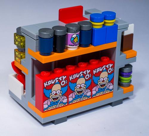 Lego 71016 - The Simpsons - The Kwik-E-Mart