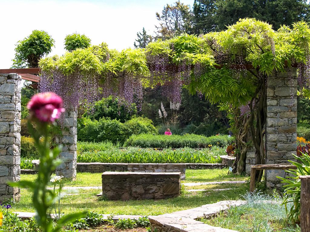 Diomidous Botanical Garden