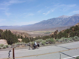 Old Touring Pics-Eastern Sierra '07
