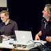 Psycho-acoustics: dynamic musical demonstrations - with Barnaby Thwaites & Marcel van Limbeek at Winchester Skeptics