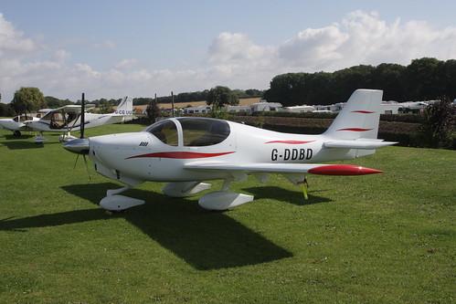 G-DDBD Europa XS [PFA 247-13569] Sywell
