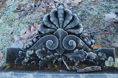 frosted stone