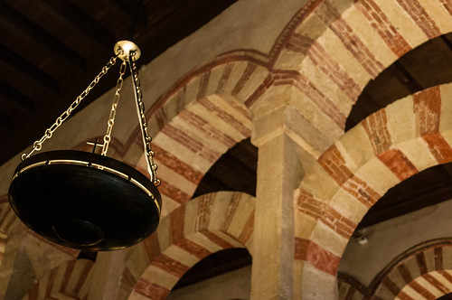 Architectural details of Cathedral–Mosque of Córdoba | by Anna & Michal