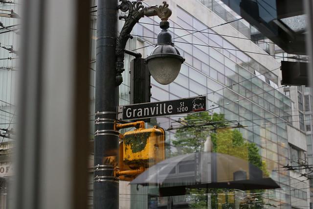 Granville in Vancouver
