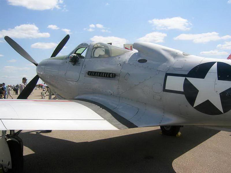 Bell P-63 King Cobra (3)
