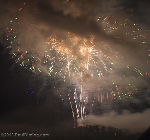 summer landscape unitedstates fireworks oakhill westvirginia v1 bsa boyscoutsofamerica pauldiming summitbechtelreserve 2013nationaljamboree