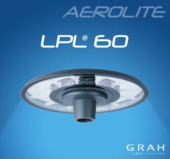 Lampa Parkowa Parkingowa Led Lpl60 Aerolite Grah Lightin