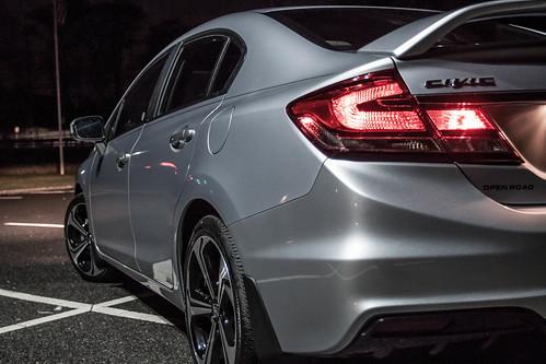 2014 Honda Civic Si Photo