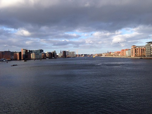 106/365 CPH harbour in the spring light   by Anetq