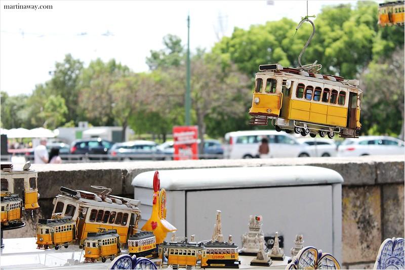 Turist dream: Tram 28.