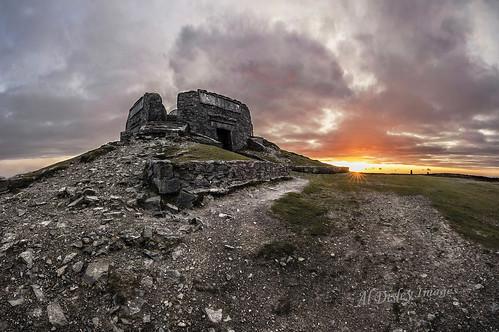 sky panorama nature weather wales clouds sunrise landscape thegreatoutdoors hillwalking moelfamau
