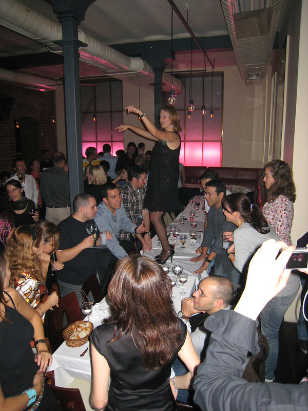 Partying in Istanbul
