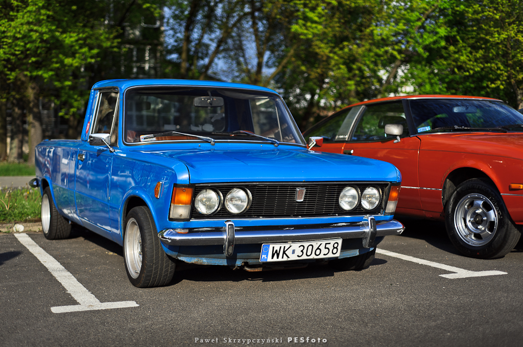 Unikalne Polski Fiat 125p Pickup   Visit and follow my site on facebo…   Flickr BL93