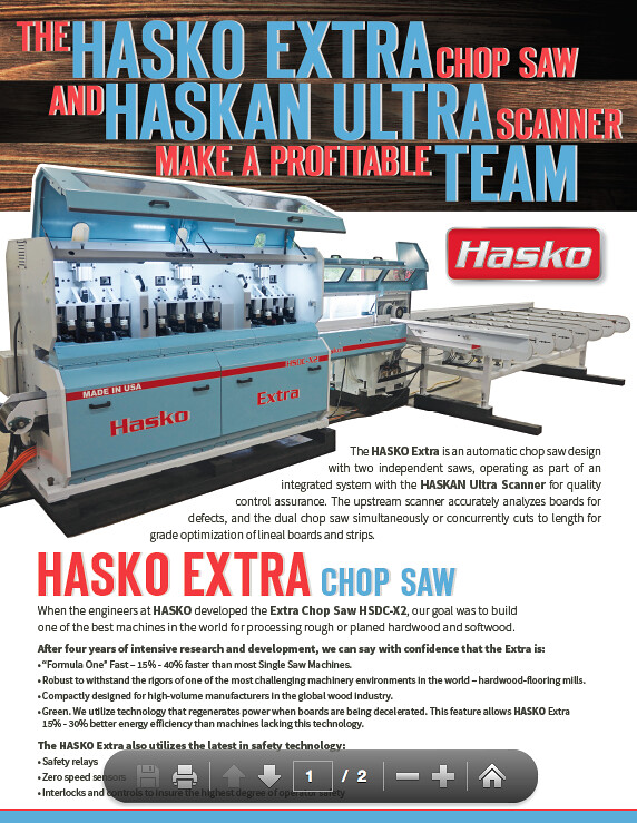 Brochure Cover / Hasko