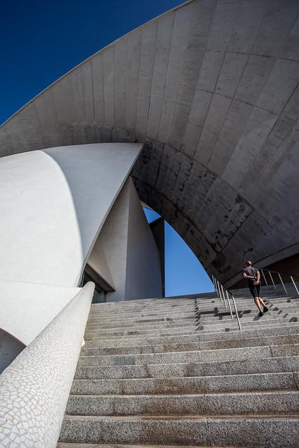 Auditorio de Tenerife by Santiago Calatrava