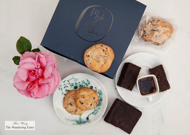 Mah Ze Dahr's Chocolate Chip Cookies and Brownies
