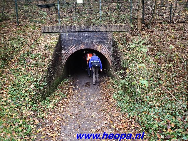 2016-11-16    3e Rondje-WolfHeze   25 Km  (173)