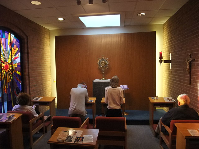 Incarnate Word Catholic Church, Adoration Chapel, Chesterfield, MO