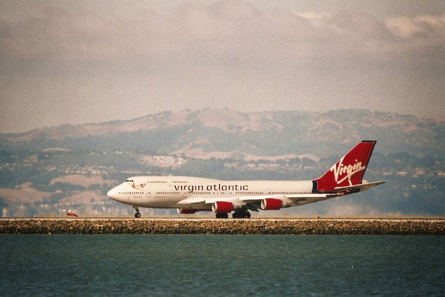 Boeing 747 Virgin Atlantic SFO__widebodies