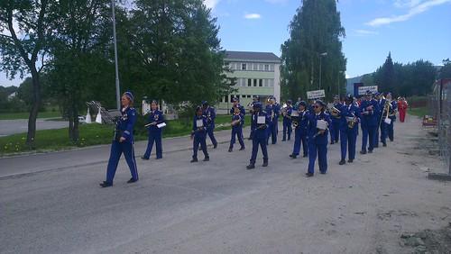 Korpsfest Fauske   by Lasse G. Dahl
