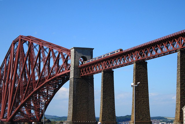 Fourth Bridge Edinburgh