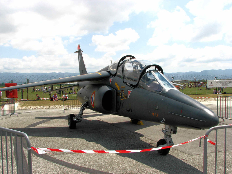 Dornier Alpha Jet Walk Around (1)