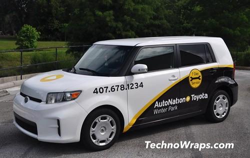 Car Wraps Car Graphics Custom Vinyl Wraps Orlando