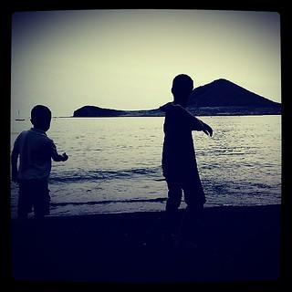 Vacaciones de la infancia. #quesuerteviviraqui | by Pedro Baez Diaz @pedrobaezdiaz