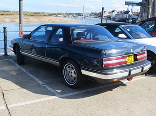 1989 Buick Regal Limited 2.8 | by Spottedlaurel