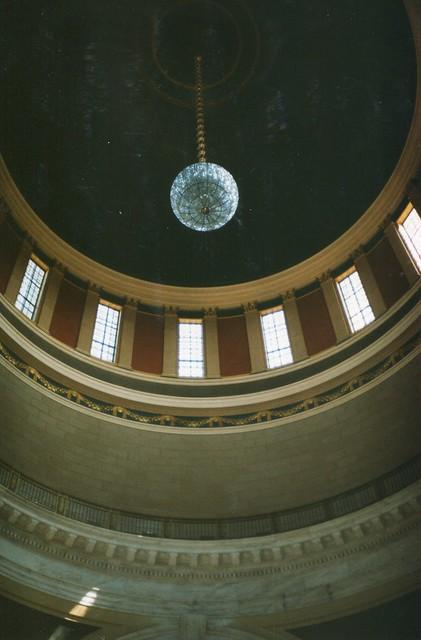 West Virginia State Capitol ~ Charleston West Virginia ~ Rotunda ~  Historical Building