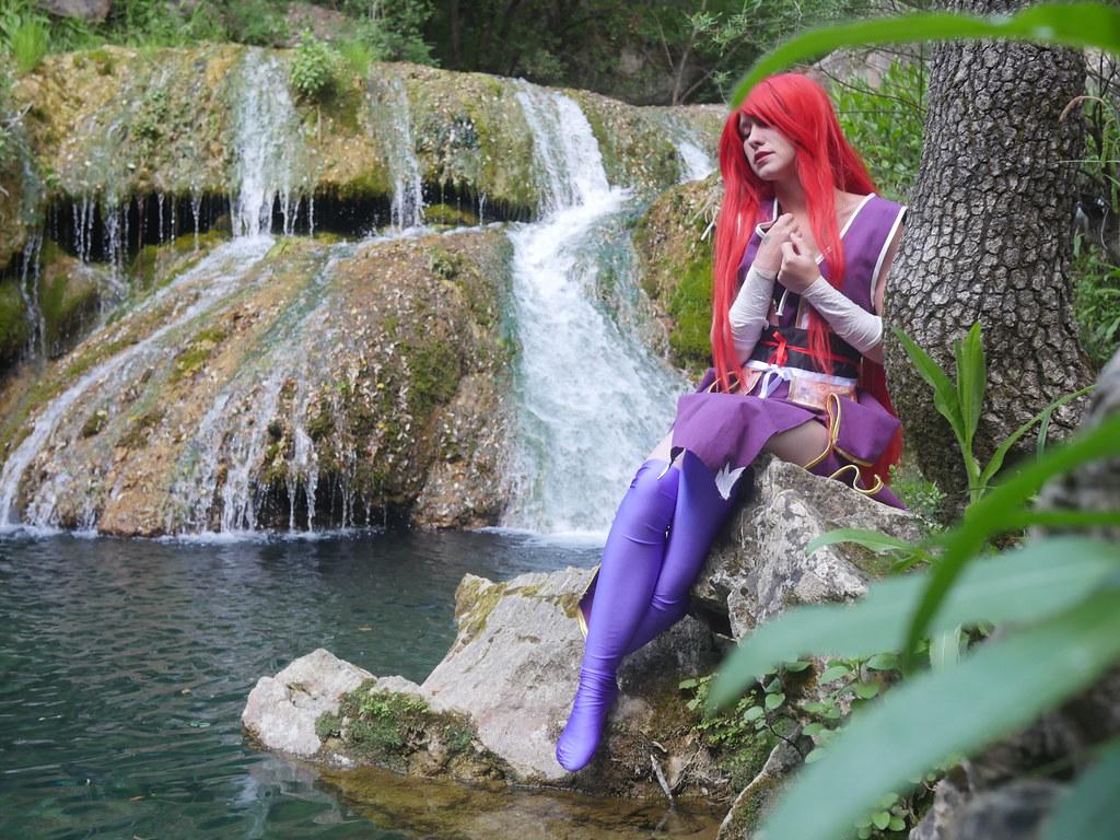 related image - Shooting Erza Scarlet - Robe de Yuen - Fairy Tail - Montferrat - 2015-05-15- P1080651