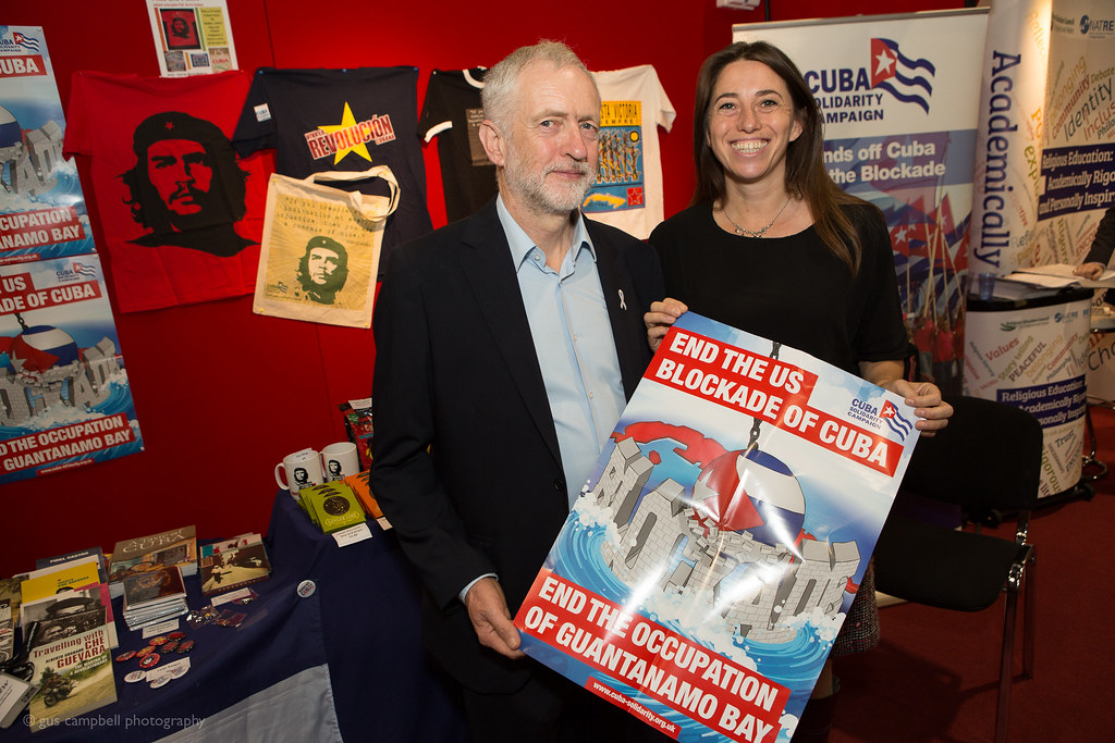 Jeremy Corbyn MP, Leader of the Labour Party with Natasha … | Flickr