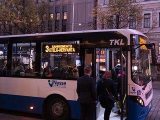 Tampere Regional Transport, line 3