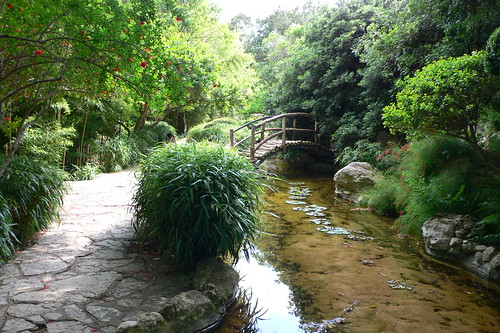 Zilker Botanical Gardens in Austin | by heatheronhertravels