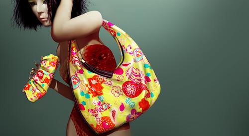 :🇯🇪:suis:: exclusive clutch & handbag for OGLAM | by Miaa Rebane