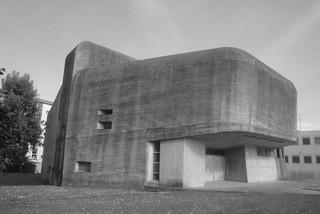 Eglise Ste-Bernadette - 1966 - Nevers | by LucEdouard