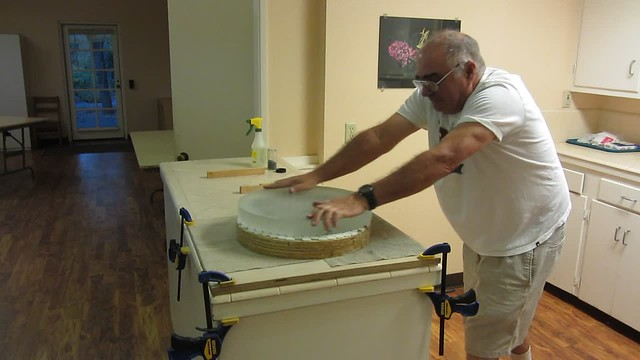 MVI_9919 130528 Tim C grinding his 16 inch mirror Broder counter 12s