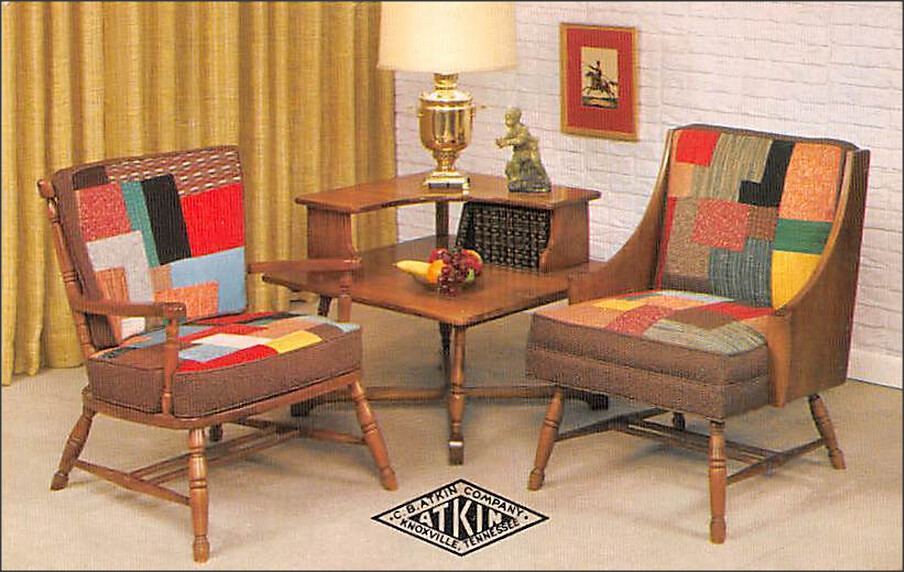CB Atkin Co Furniture Knoxville TN | Pick A Patch Chairs! Av ...