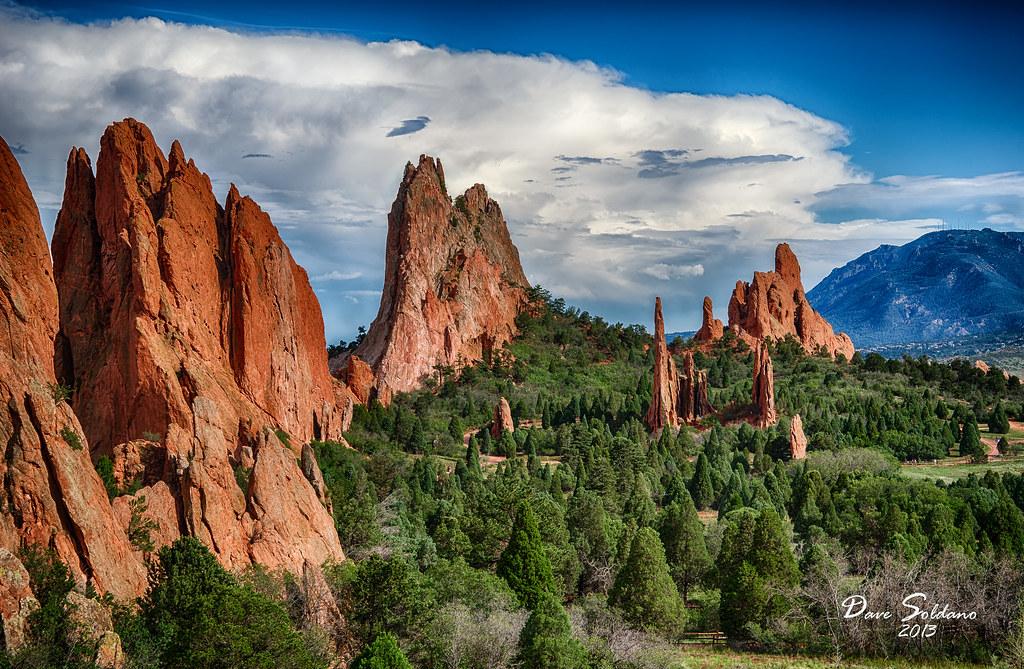 The Spires at Garden of the Gods | Colorado Springs, Colorad… | Flickr