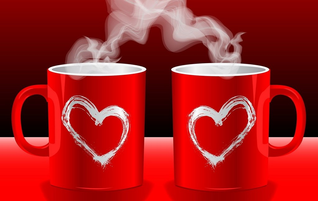 Good-Morning-Love-Hot-Coffee-Cup-Walpaper | hareemnaveed84