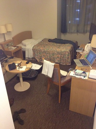 Room in Okayama   by MatthewW