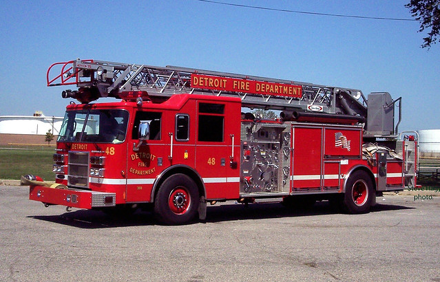 Detroit - Engine 48