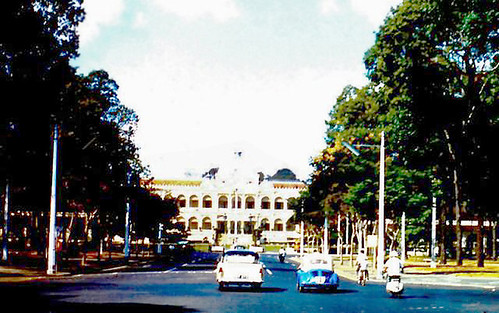 THE PALACE IN SAIGON 1959-60 | by manhhai